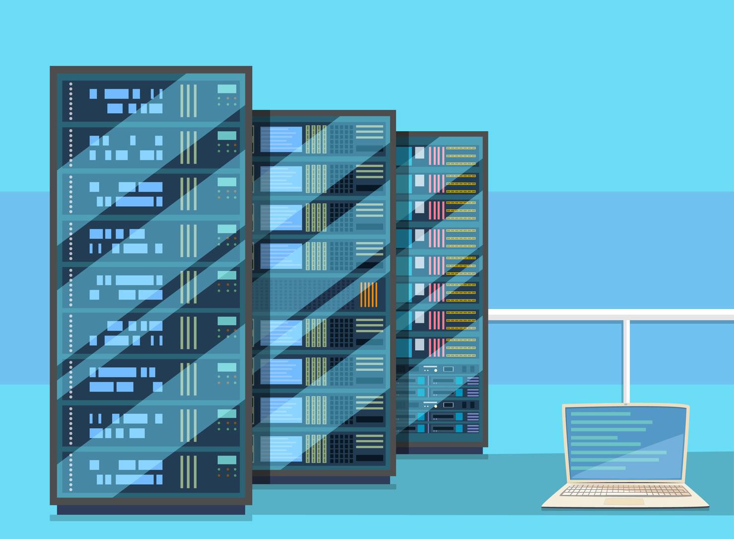 Servidor en Informática